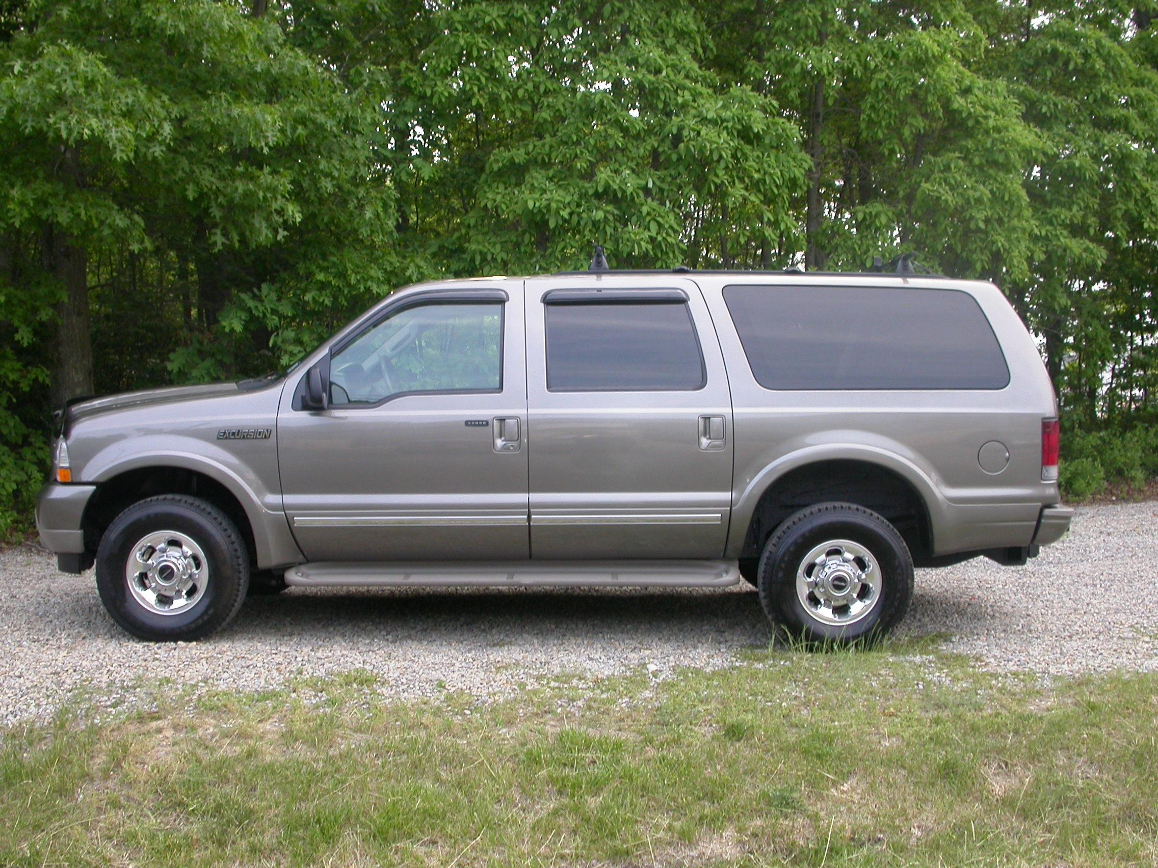 Ford Excursion photo 29419