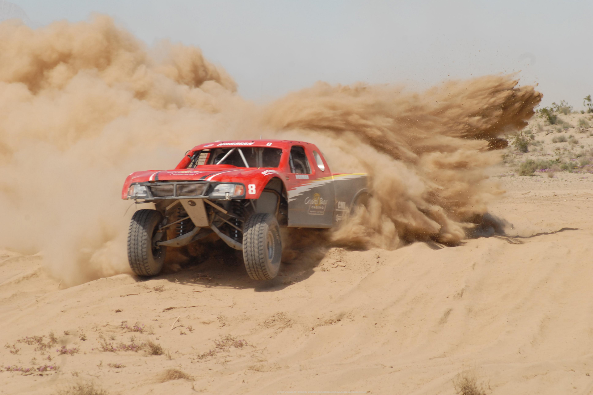 Ford F-150 Baja 1000 photo 59896