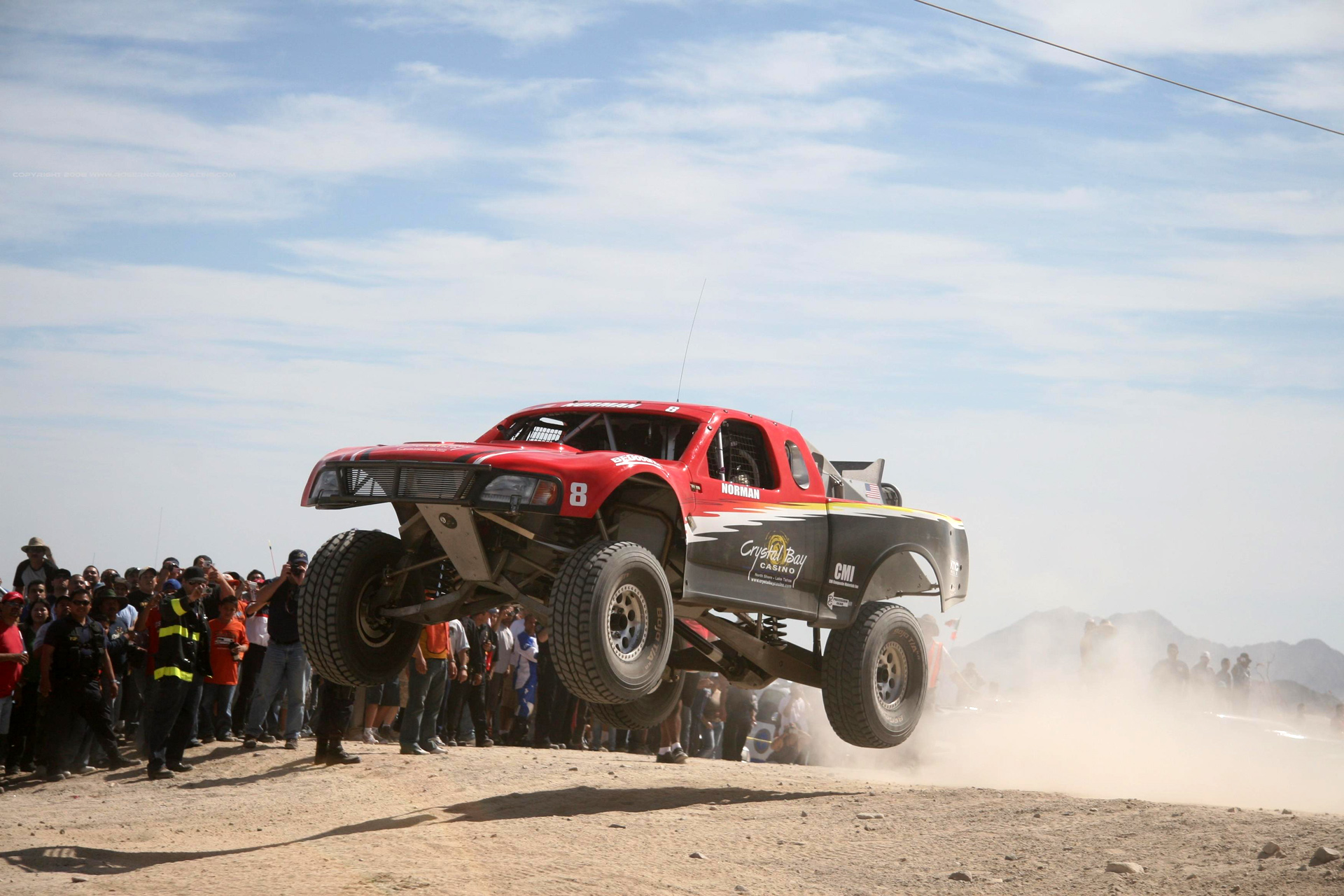 Ford F-150 Baja 1000 photo 59899