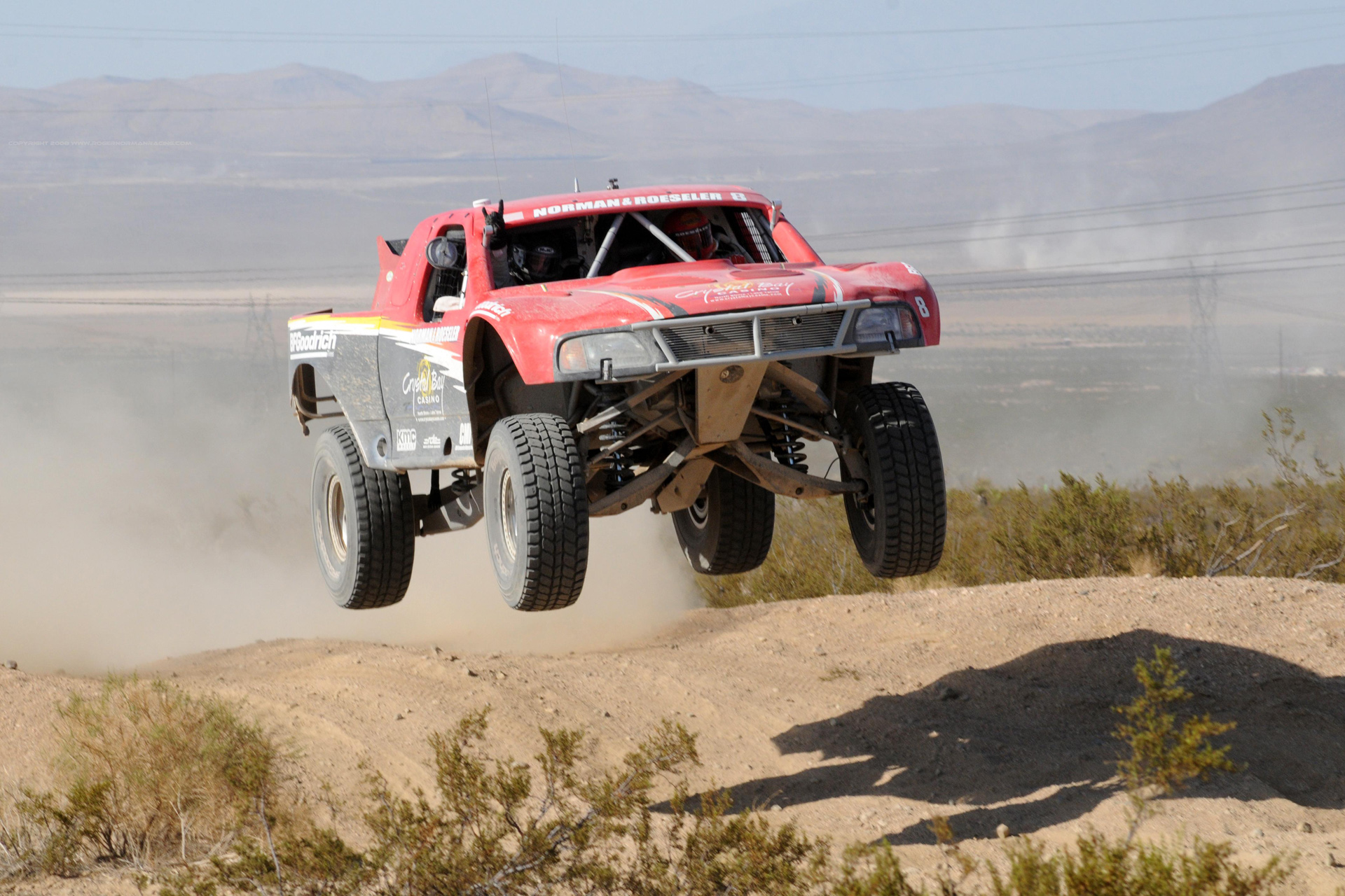 Ford F-150 Baja 1000 photo 59901