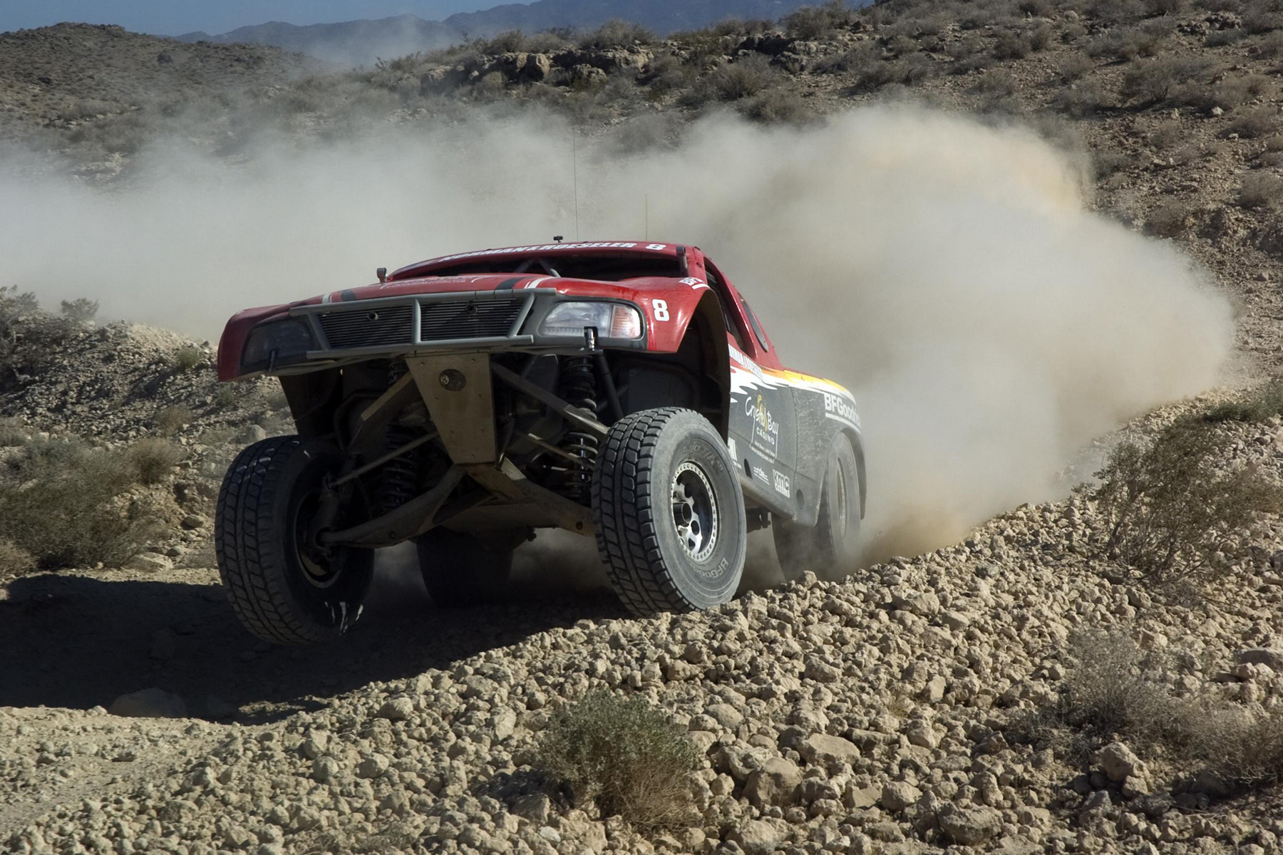 Ford F-150 Baja 1000 photo 59905