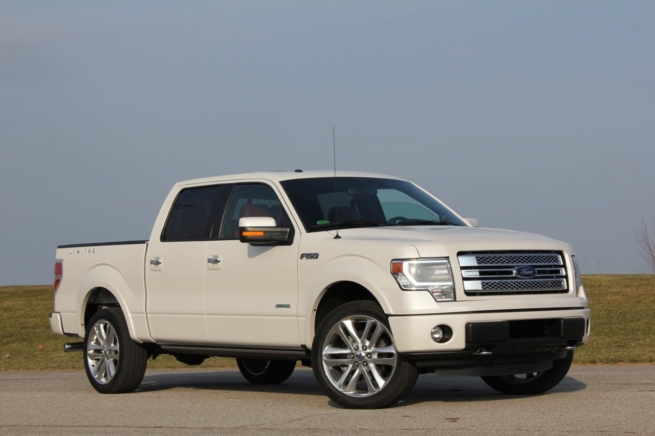 Ford F-150 Limited photo 104291