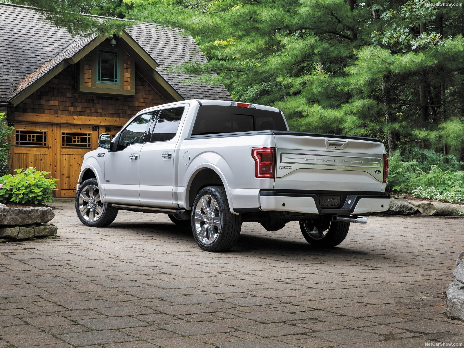 Ford F-150 Limited photo 146528