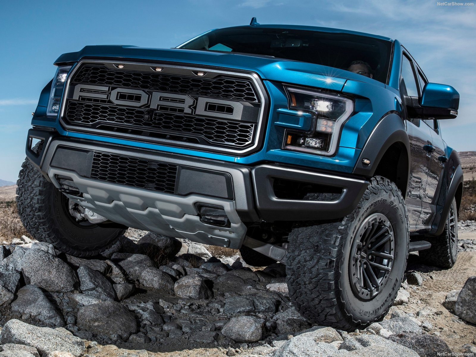 Ford F-150 RAPTOR photo 188465