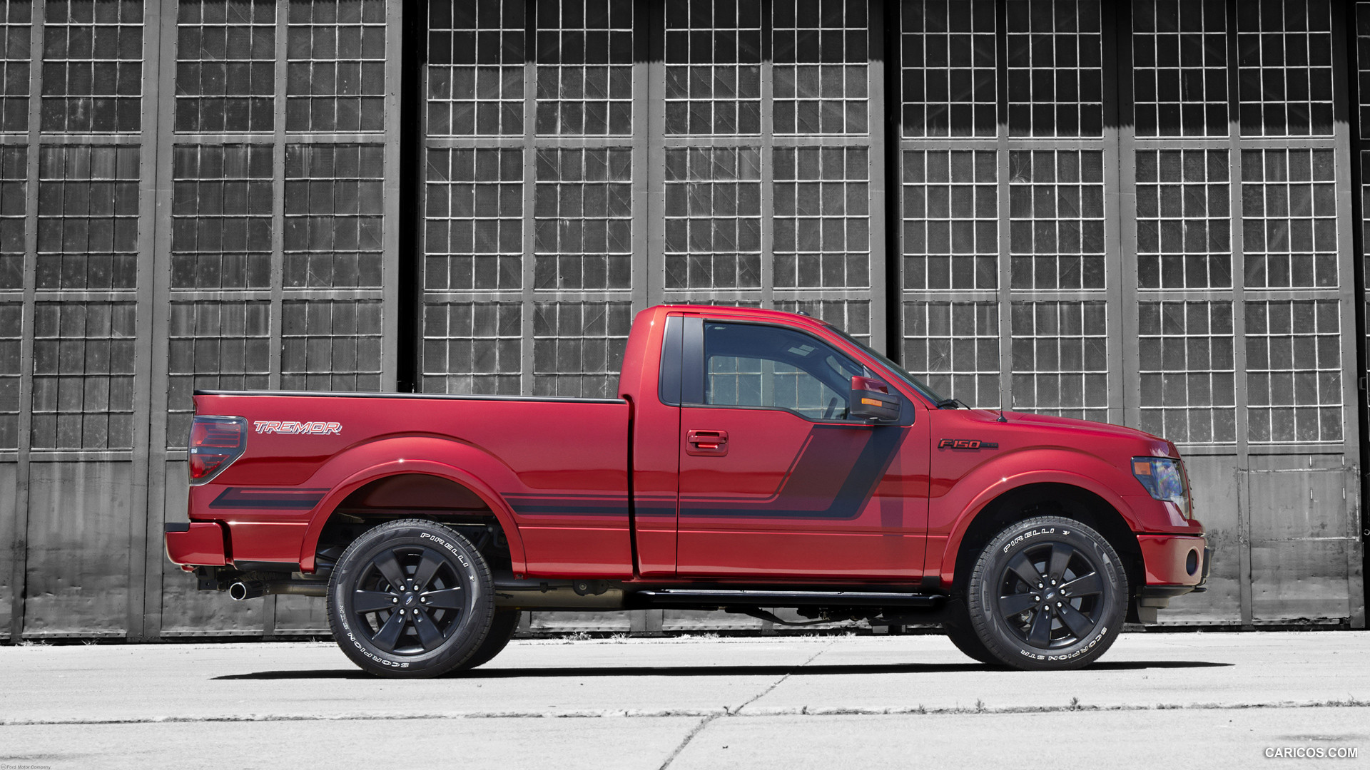 F 150 Tremor >> Ford F 150 Tremor Picture 109670 Ford Photo Gallery
