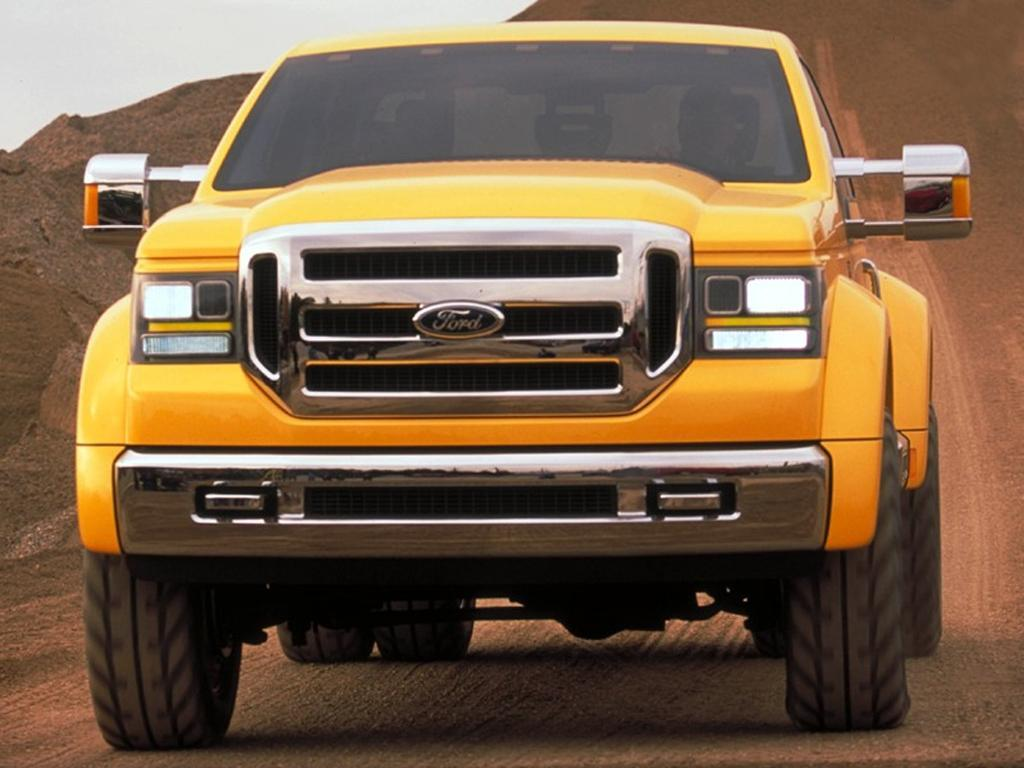 Ford F-350 photo 30410