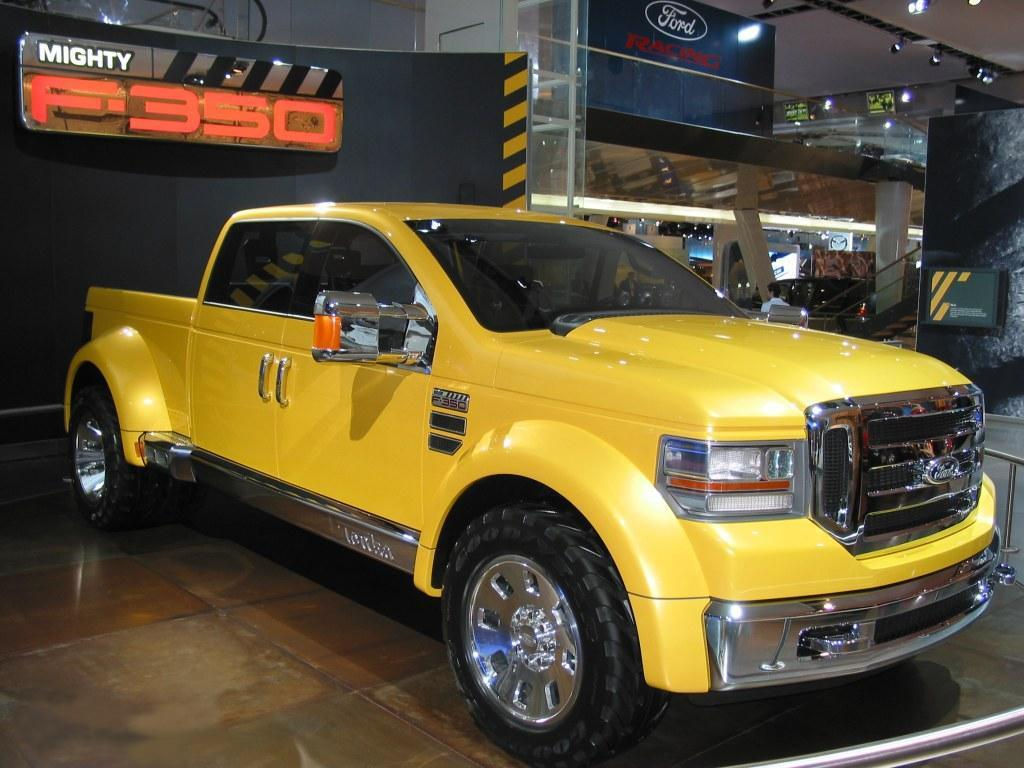 Ford F-350 photo 30413