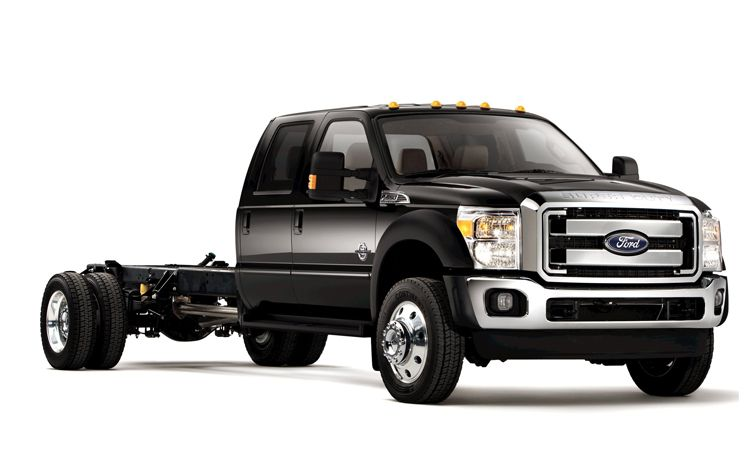 Ford F-550 photo 105328