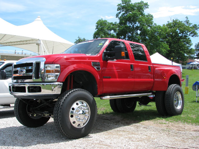 Ford F-550 photo 105329