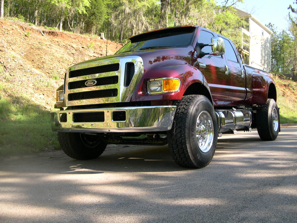 Ford F-650 photo 37833