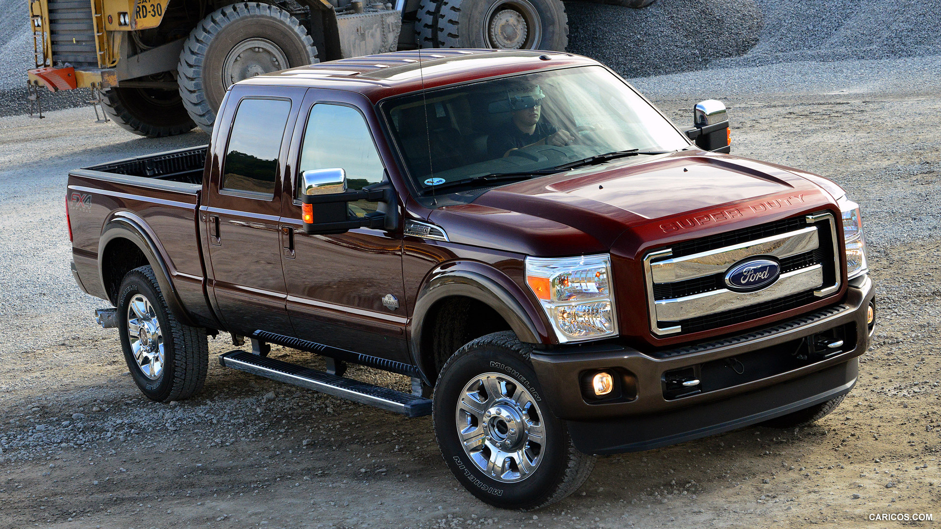 Ford F-Series Super Duty photo 125492