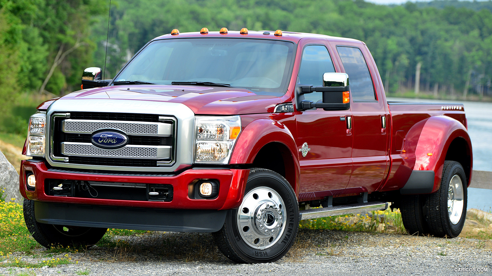 Ford F-Series Super Duty photo 125537
