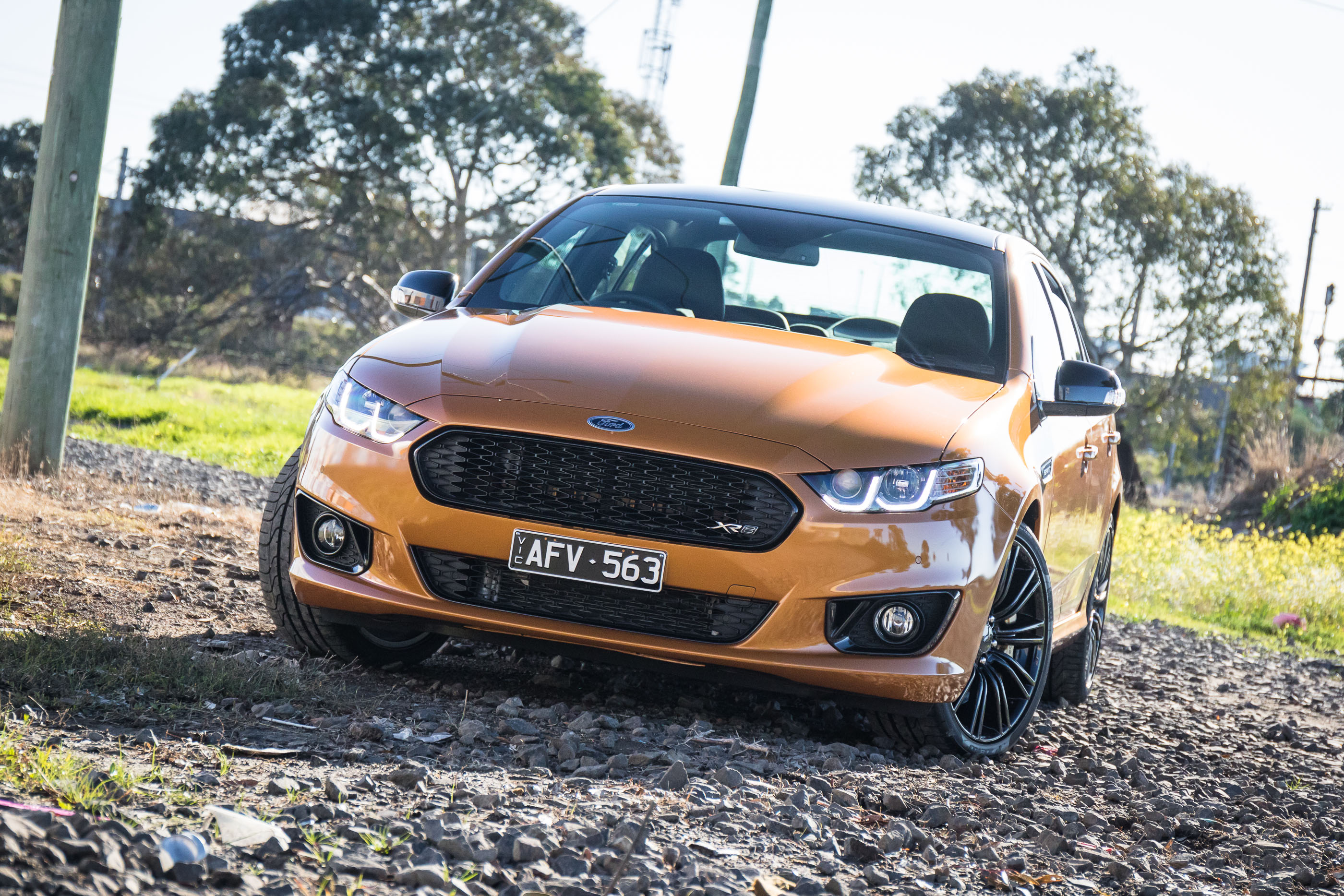Ford Falcon XR8 photo 165232