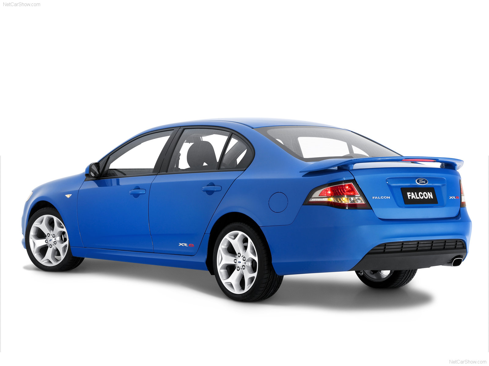 Ford FG Falcon XR6 photo 55490