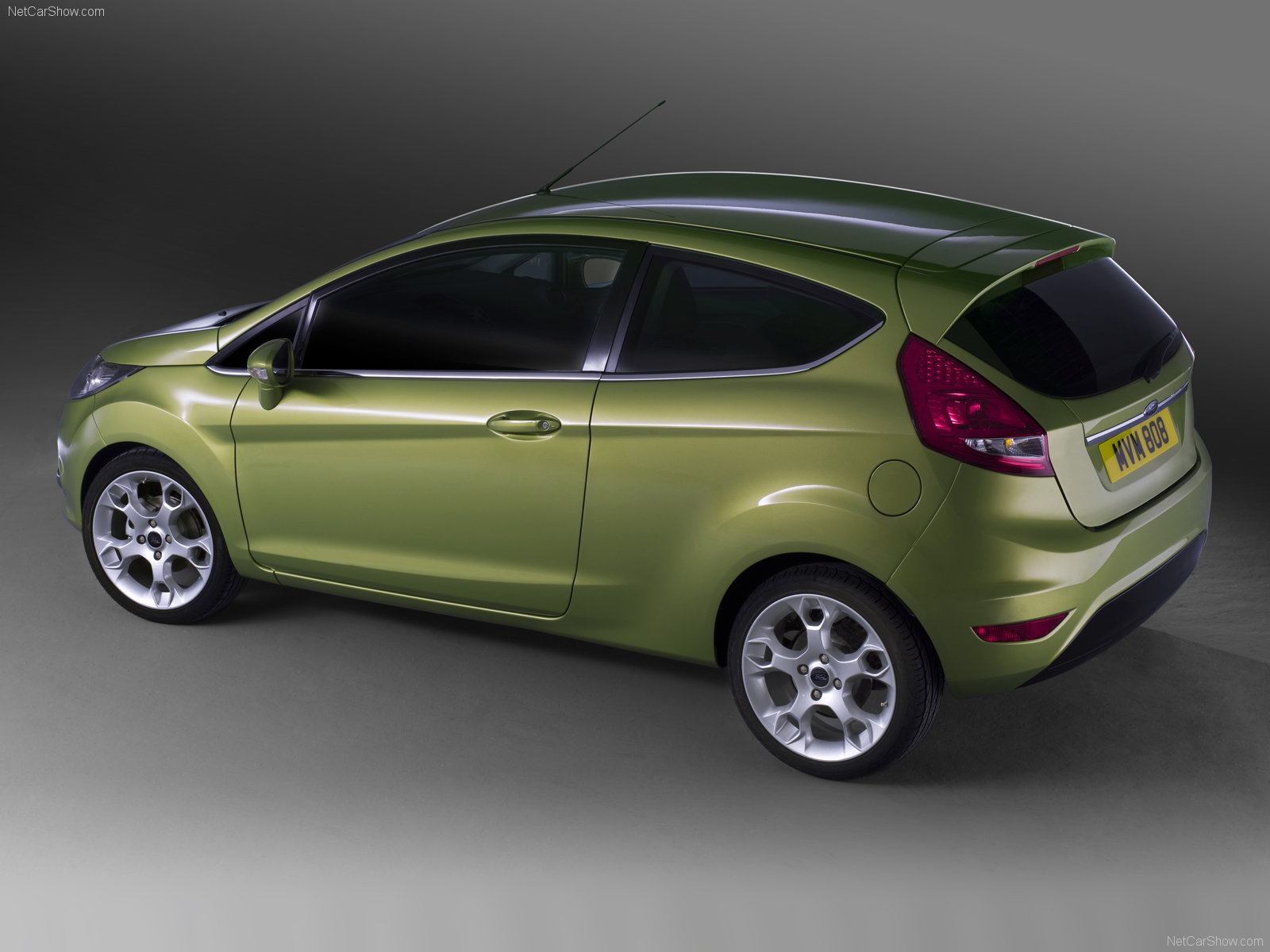 Ford Fiesta photo 52275