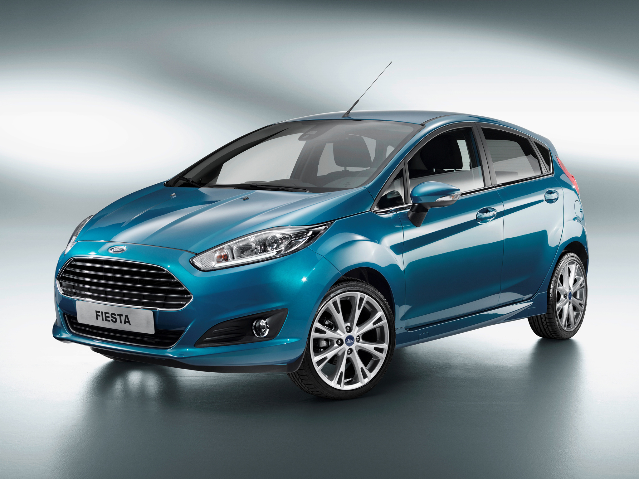 Ford Fiesta photo 95331