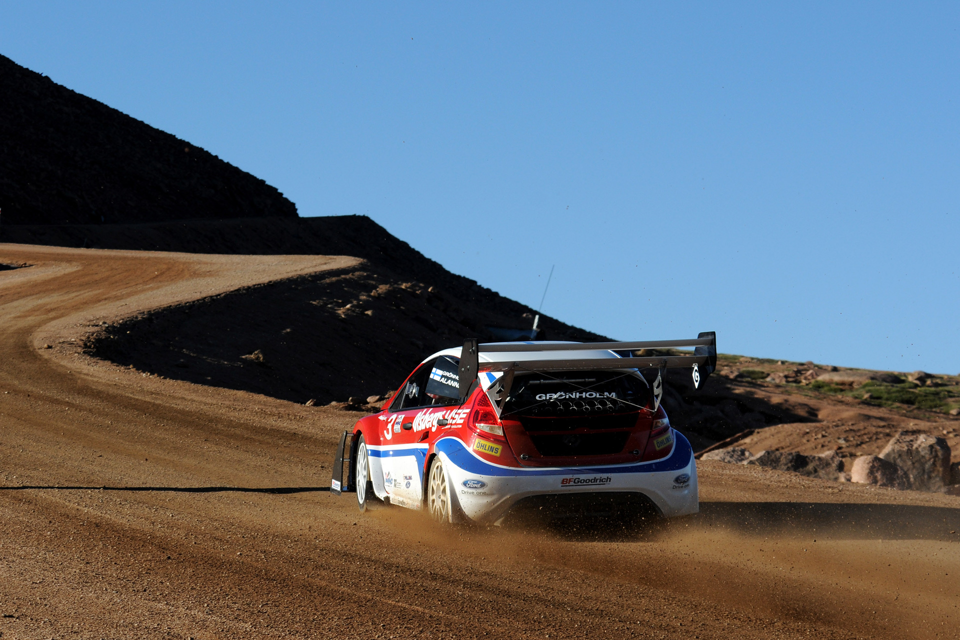 Ford Fiesta Rallycross photo 66063