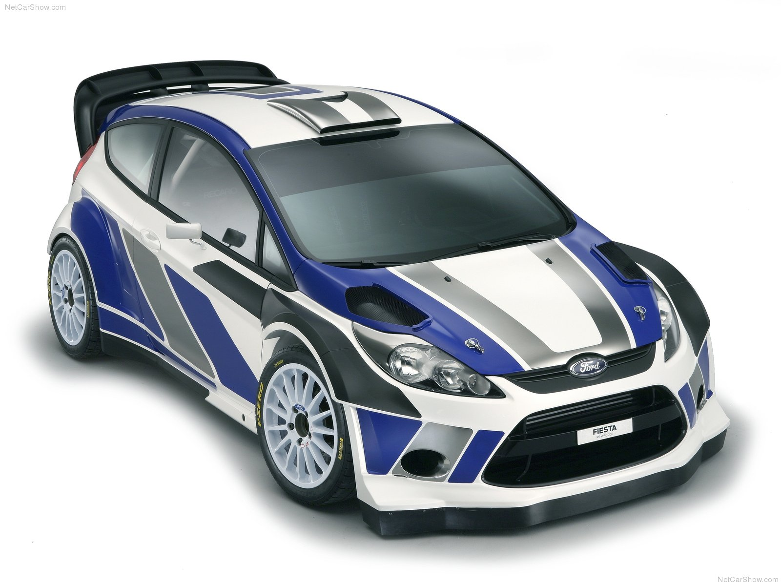 Ford Fiesta RS WRC photo 76075