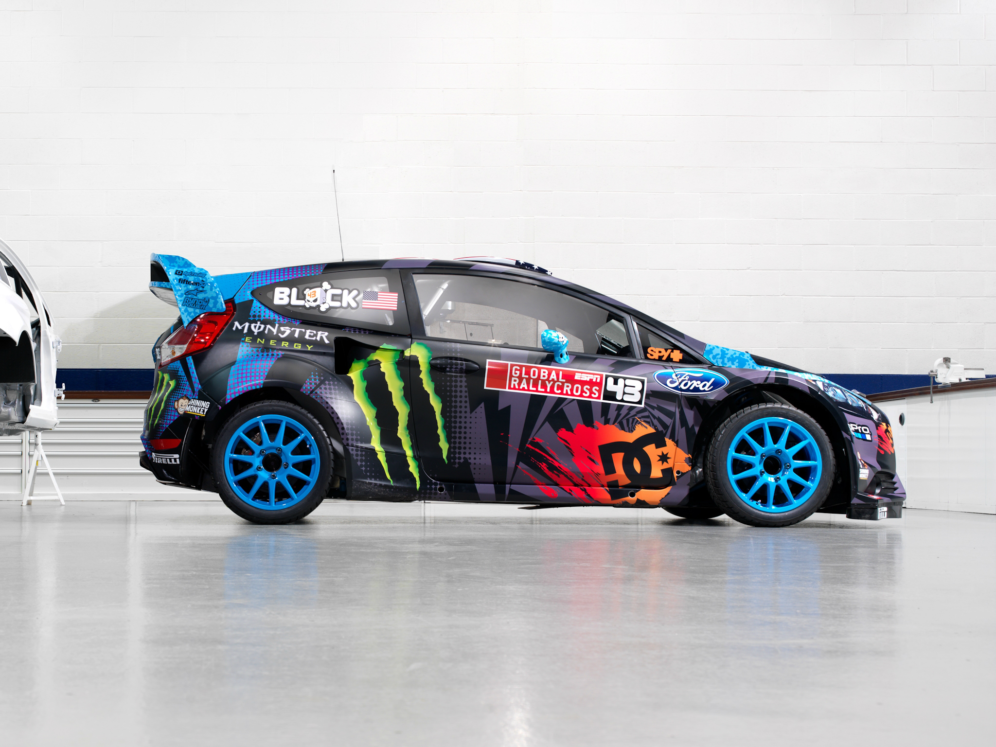 Ford Fiesta RS WRC photo 99929