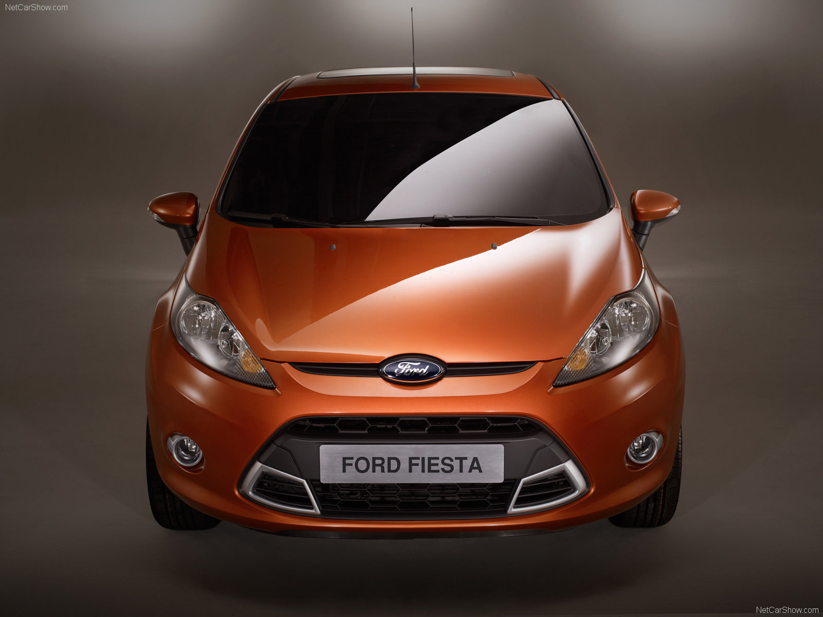 Ford Fiesta S photo 54288