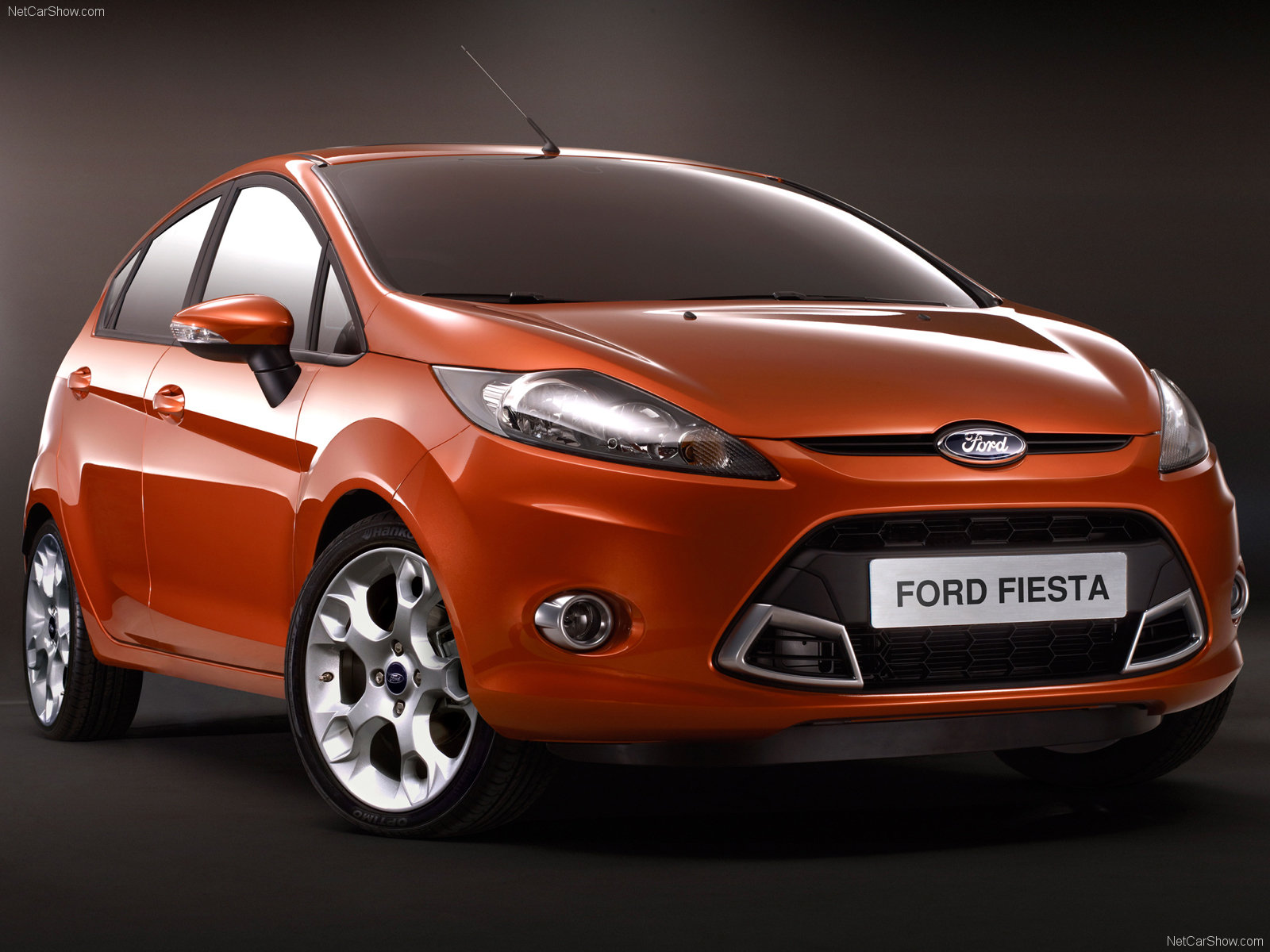 Ford Fiesta S photo 54292