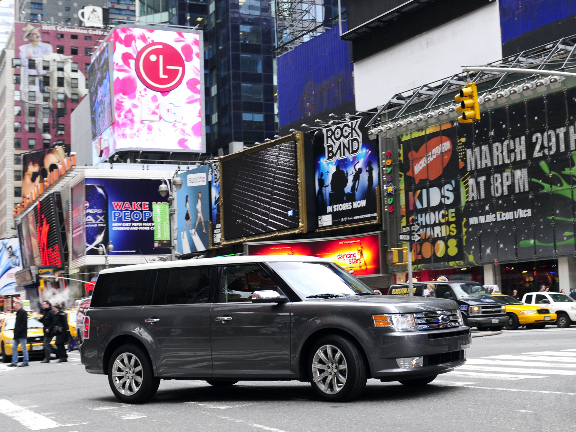 Ford Flex photo 53950