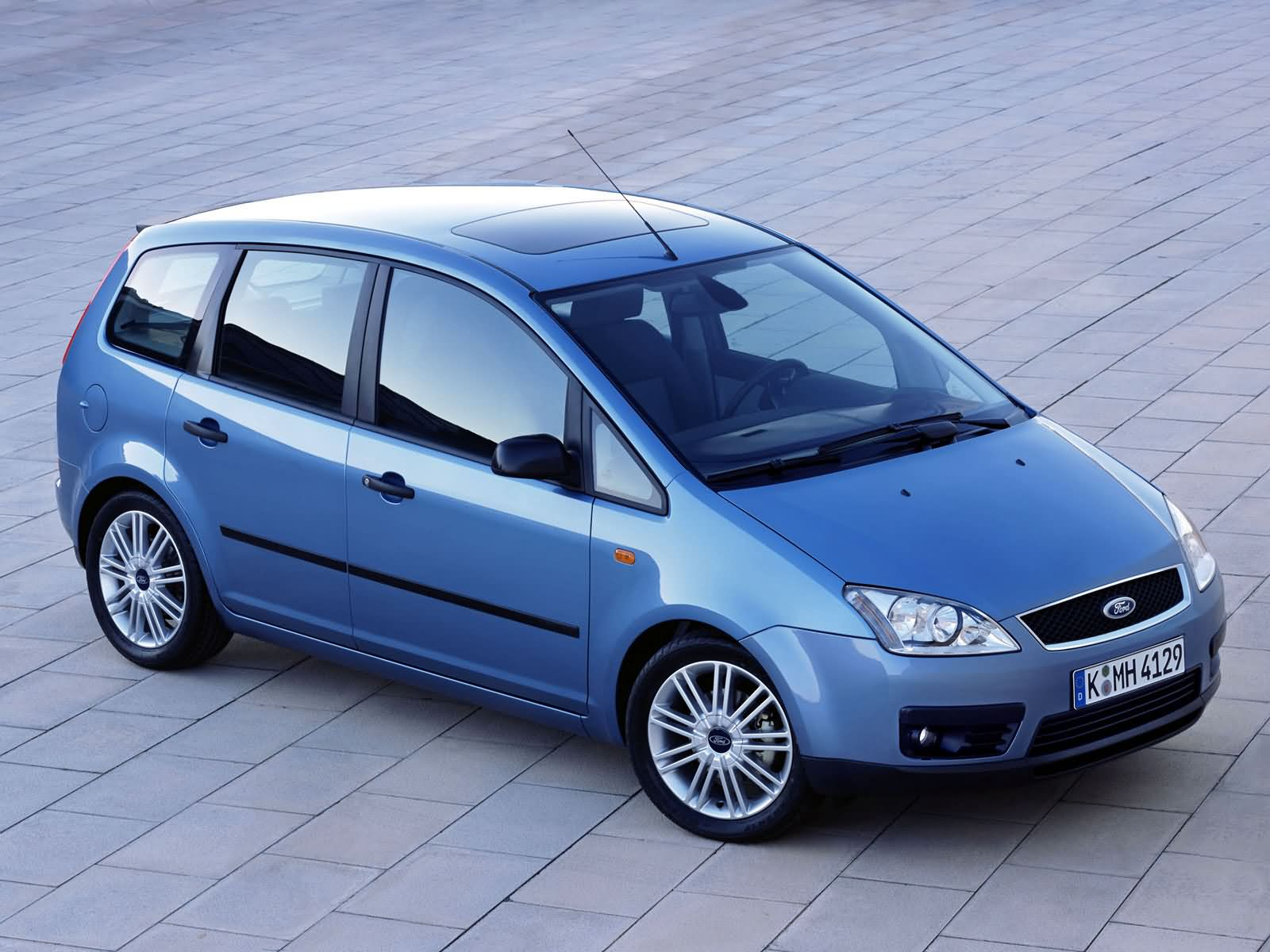 Ford Focus C-Max photo 3305