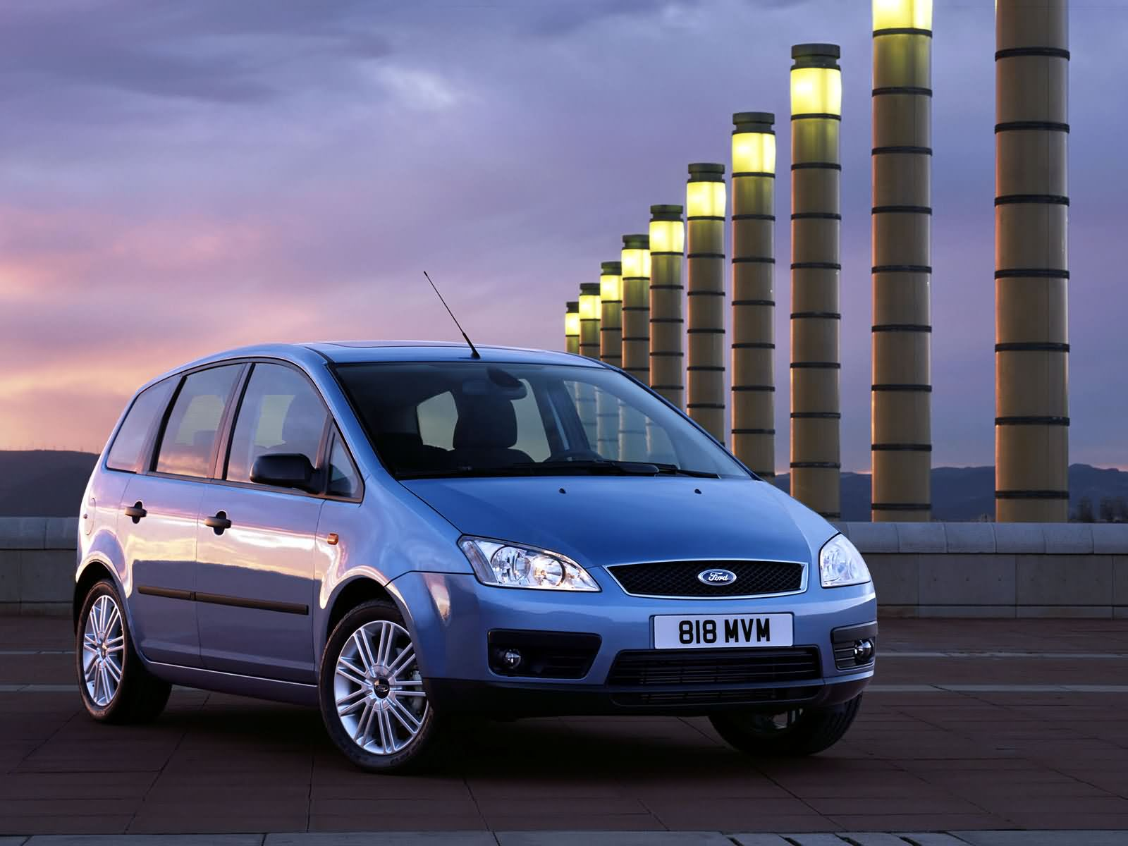 Ford Focus C-Max photo 3306