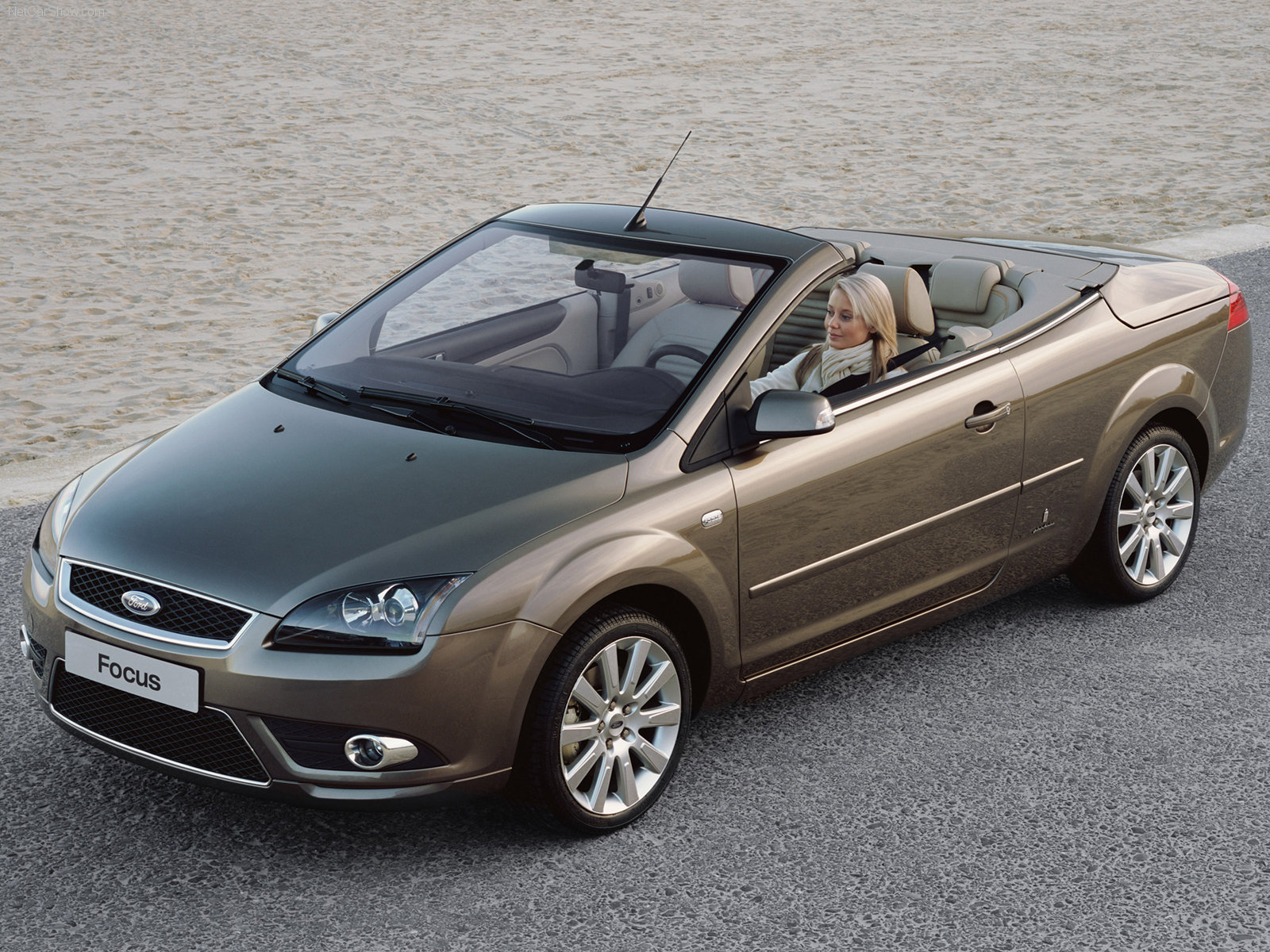 Ford Focus Coupe-Cabriolet photo 32458