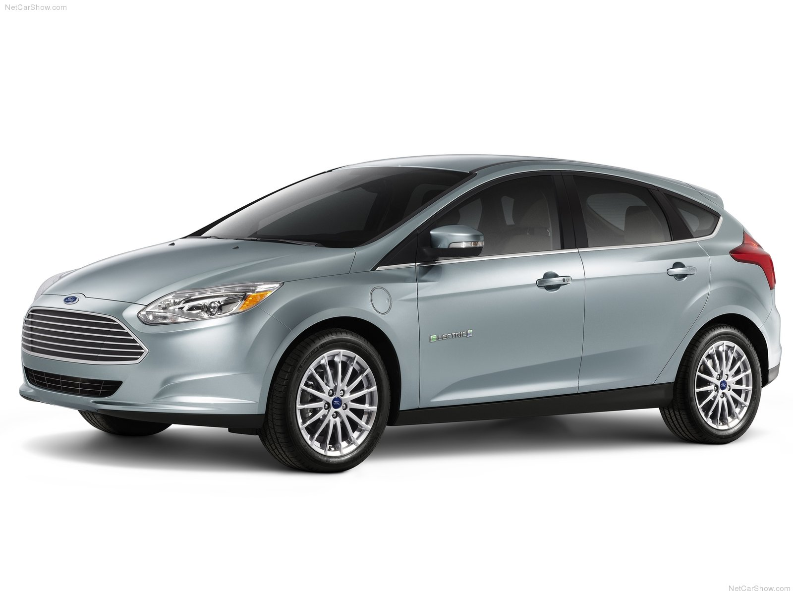 Ford Focus Electric photo 77686