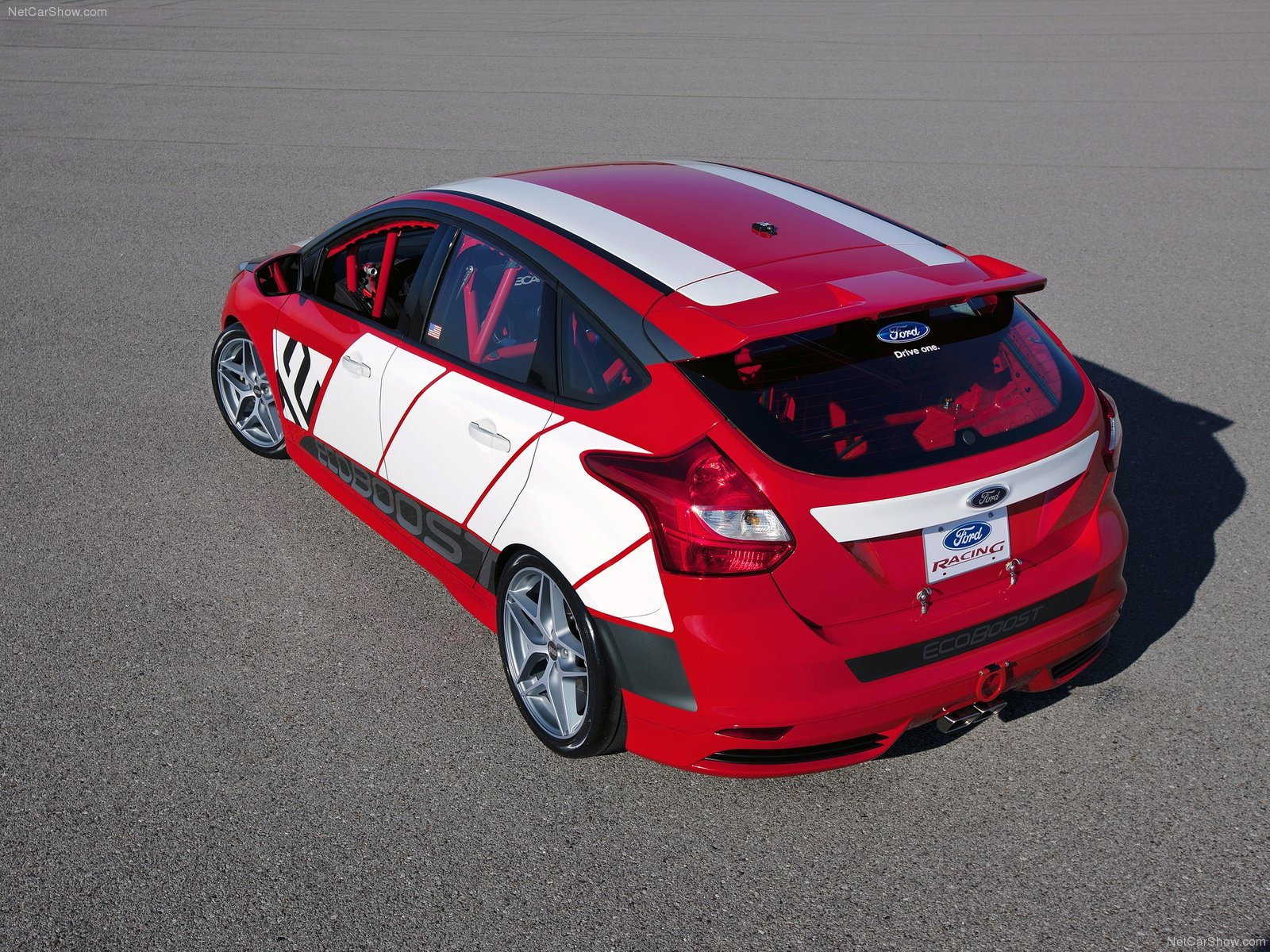 Ford Focus Race Car photo 76995