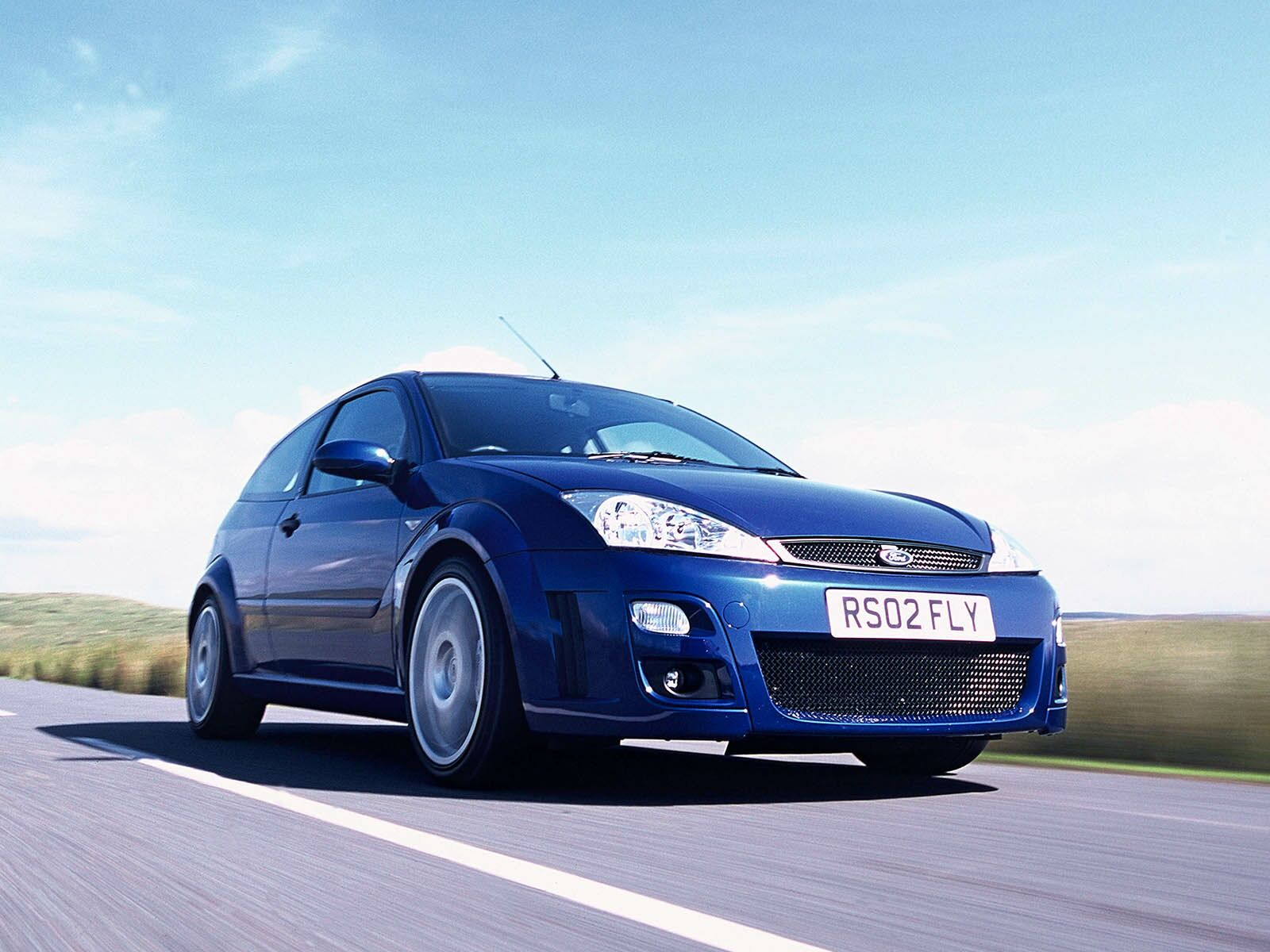 Ford Focus RS photo 10577