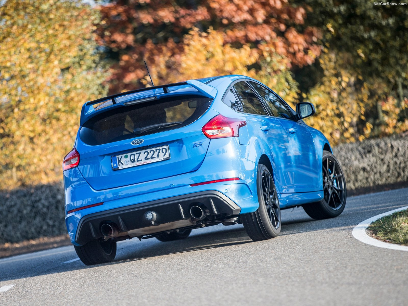 Ford Focus RS photo 154110