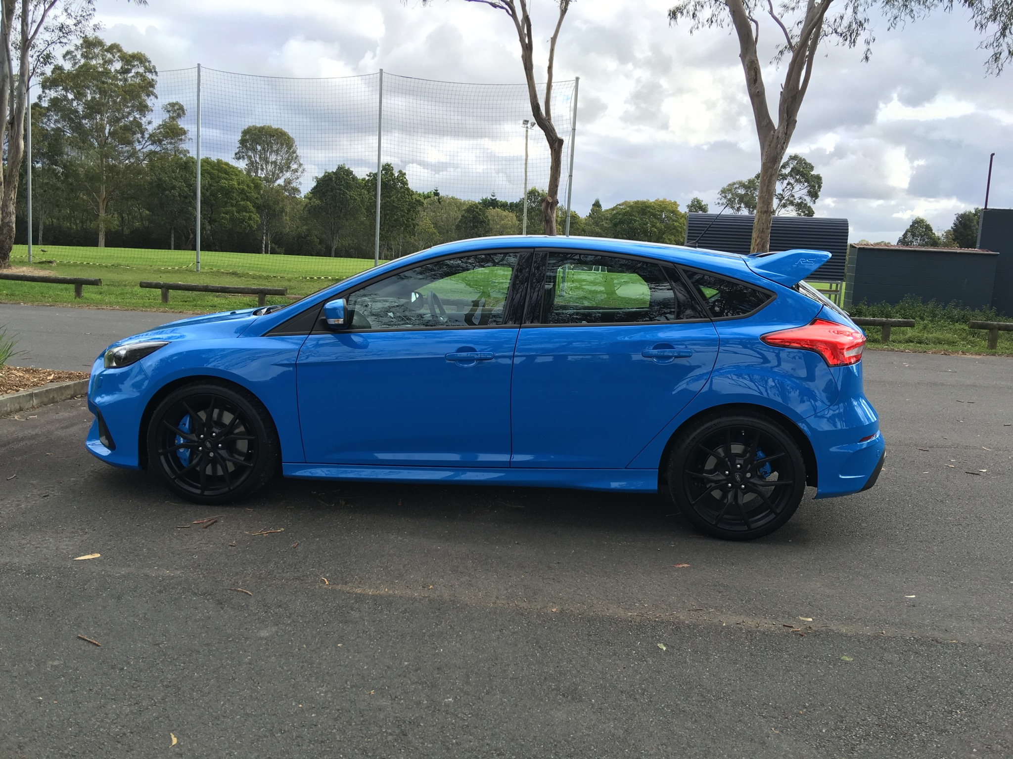 Ford Focus RS photo 166803