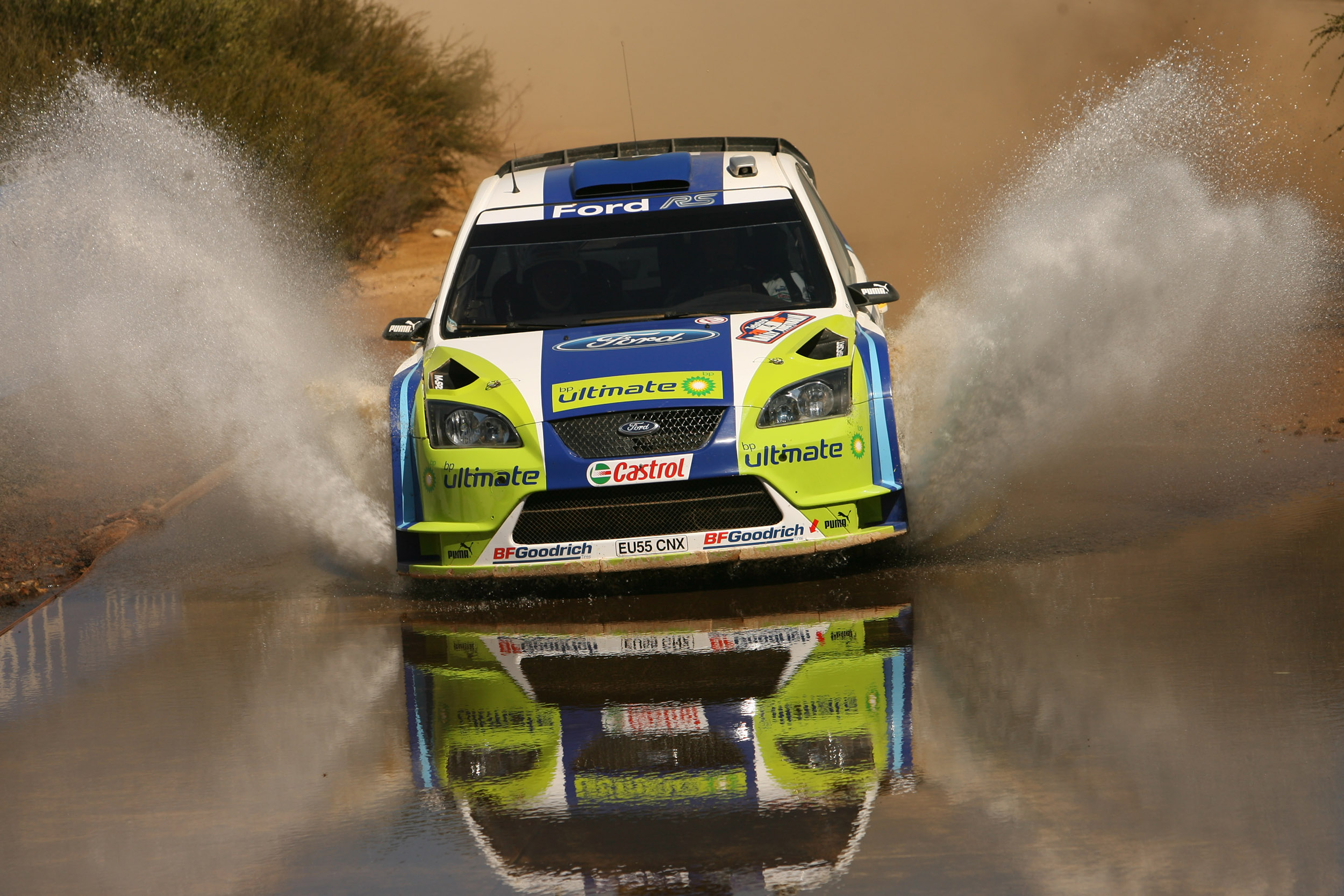 Ford Focus RS WRC photo 41514
