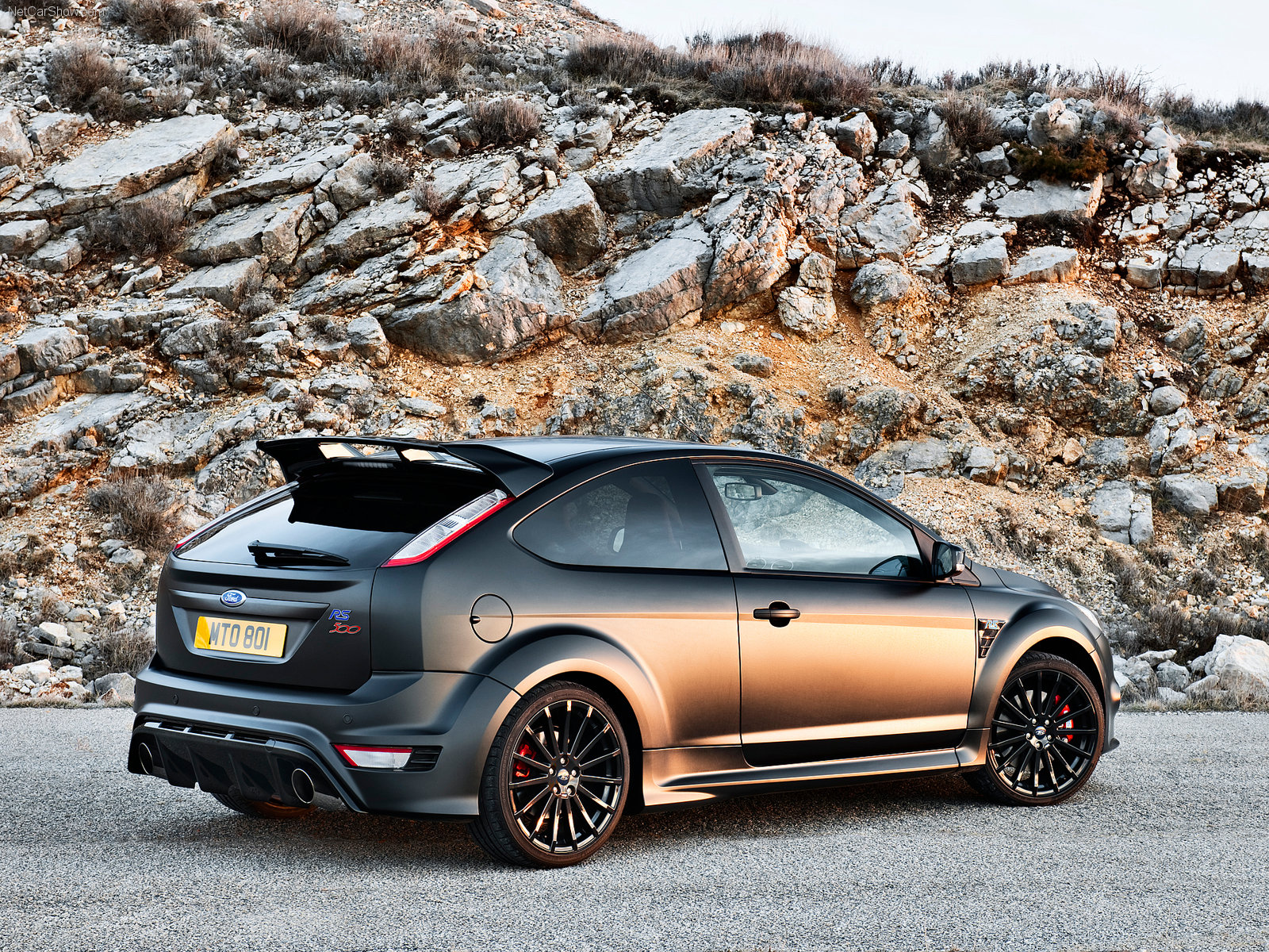 Ford Focus RS500 photo 72849