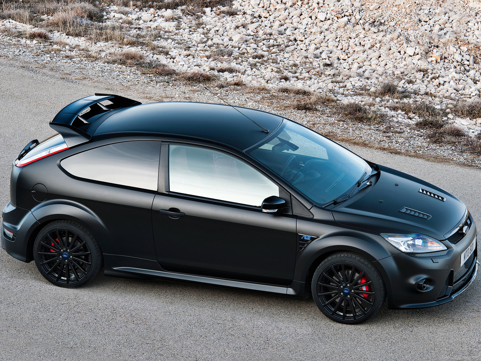 Ford Focus RS500 photo 72856