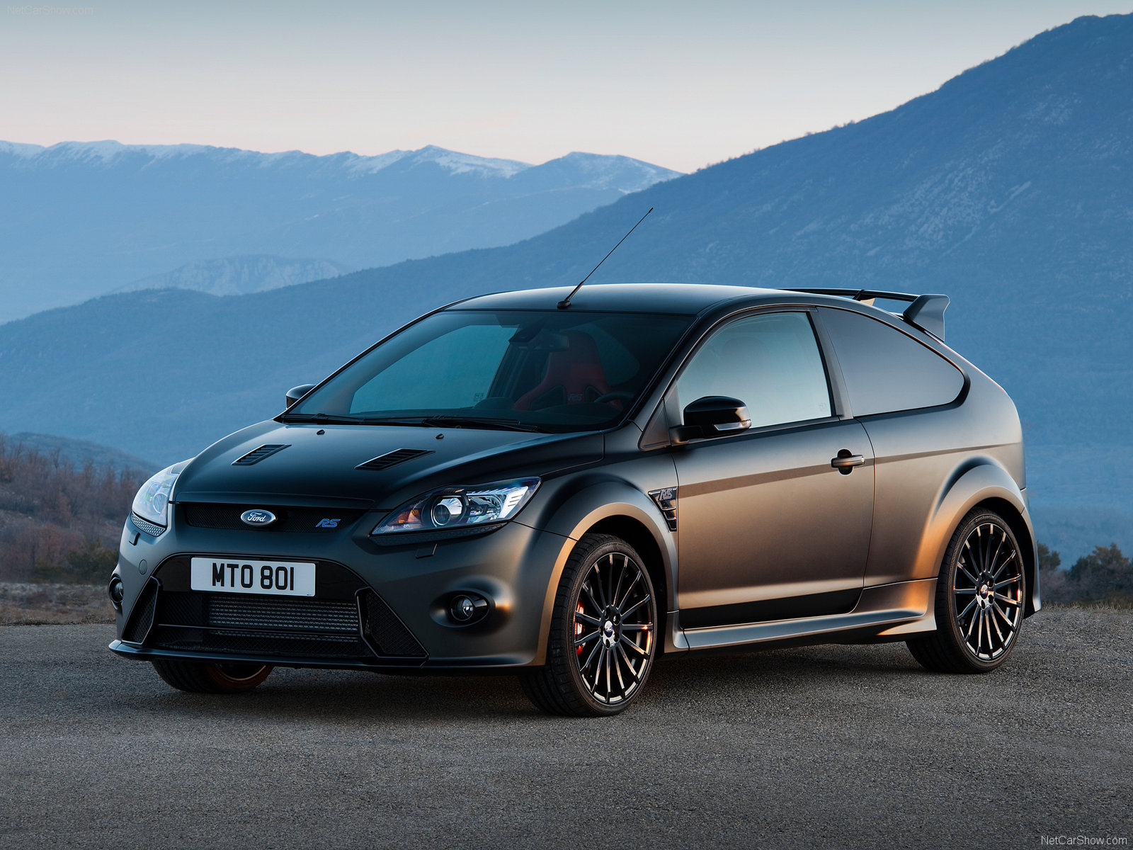 Ford Focus RS500 photo 72859