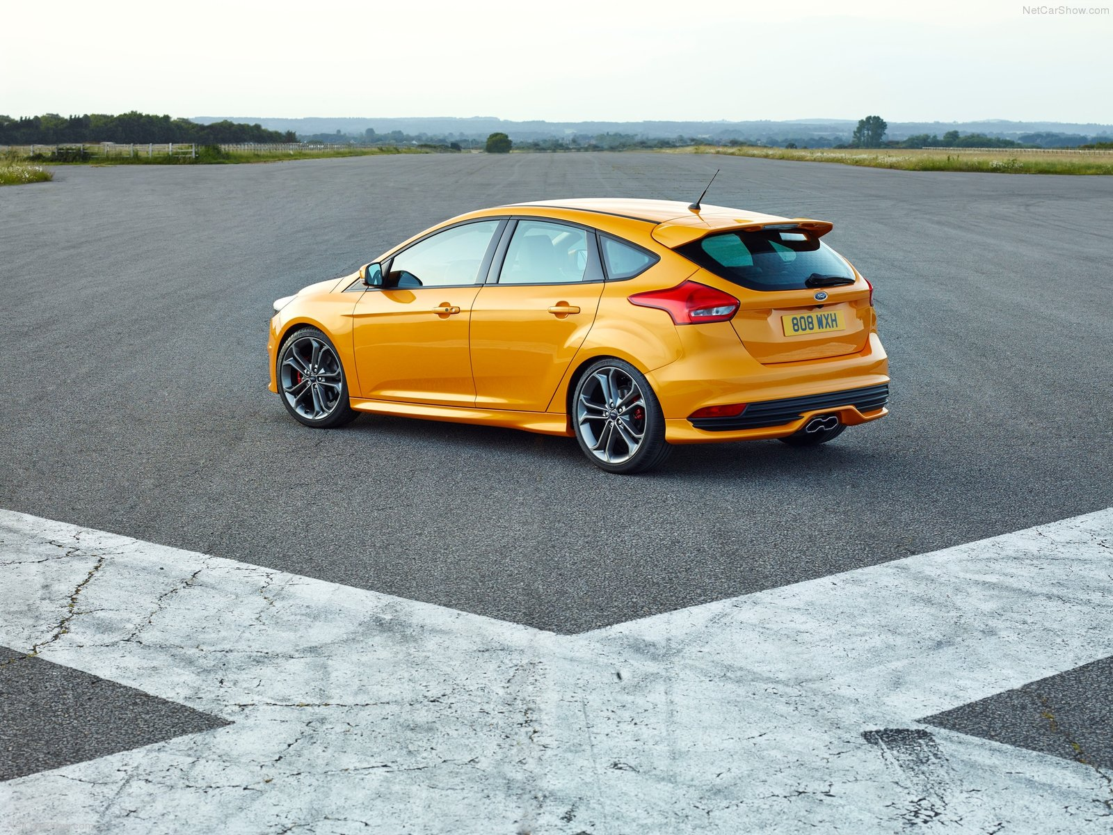 Ford Focus ST photo 158650