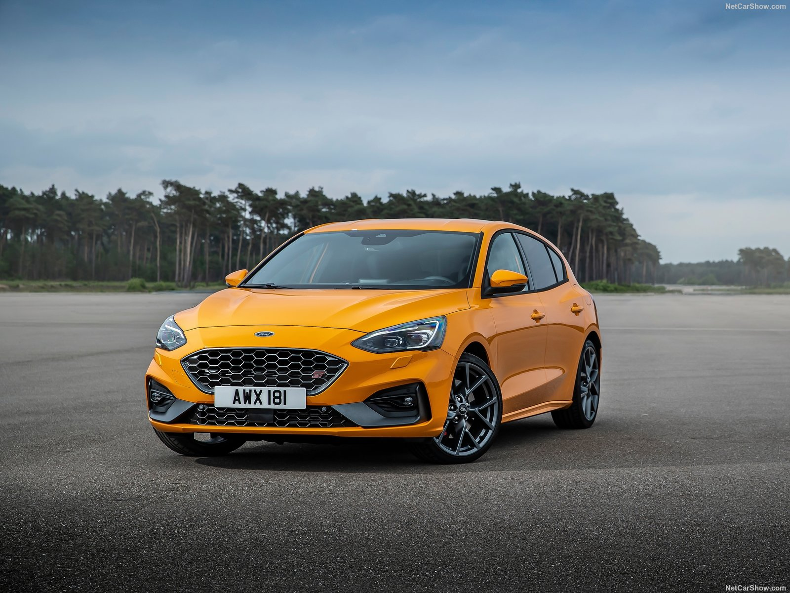 Ford Focus ST photo 195827