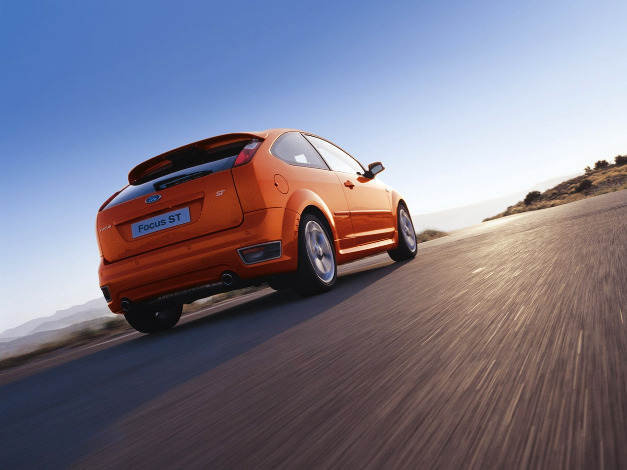 Ford Focus ST photo 28043