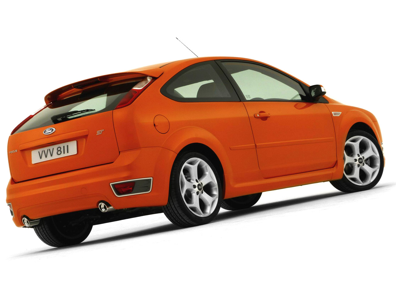 Ford Focus ST photo 28047