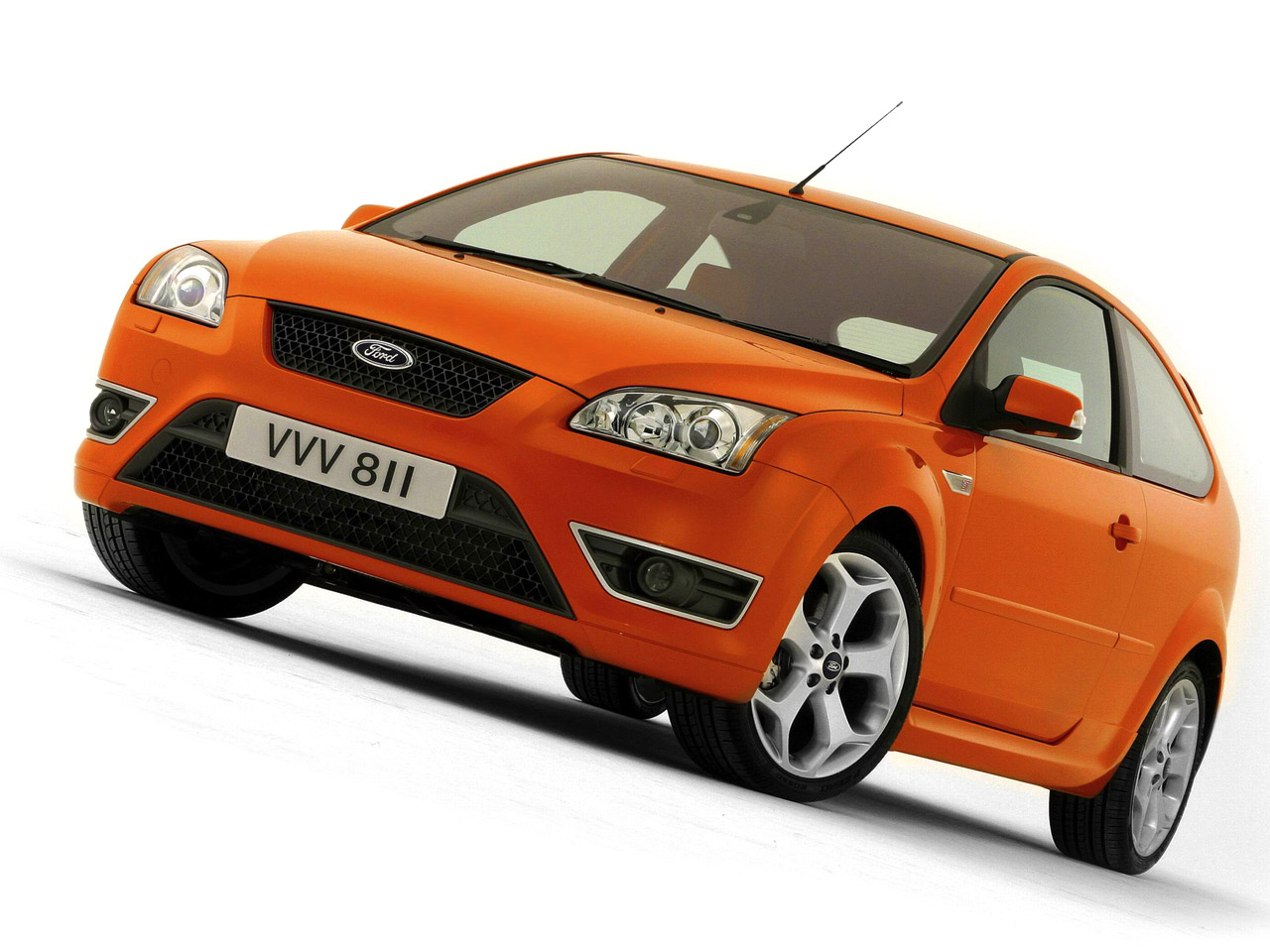 Ford Focus ST photo 28049