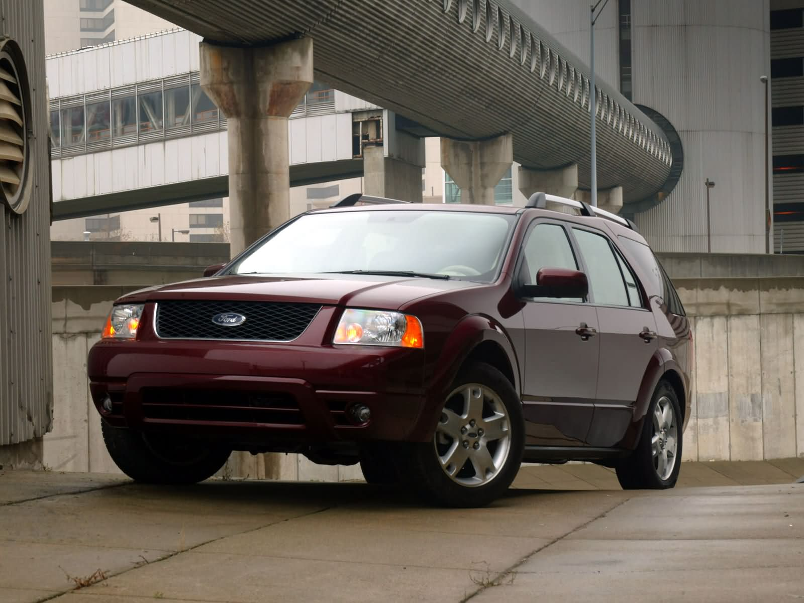 Ford Freestyle photo 7546