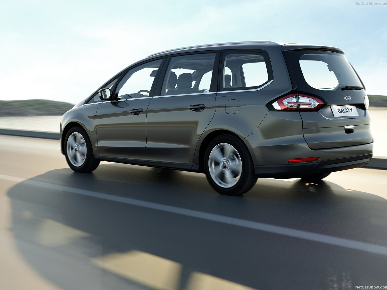 Ford Galaxy photo 139633