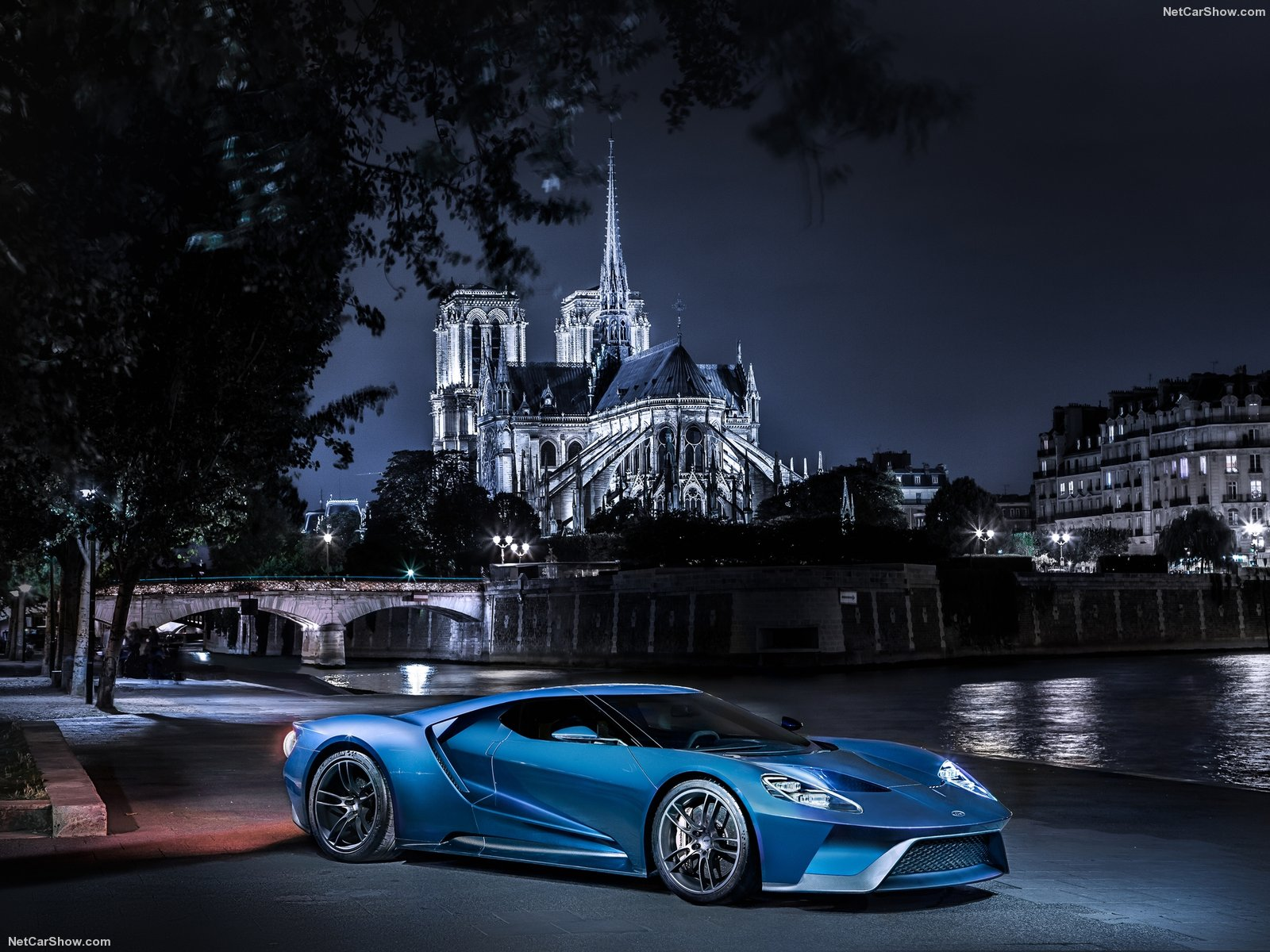 Ford GT Concept photo 154069