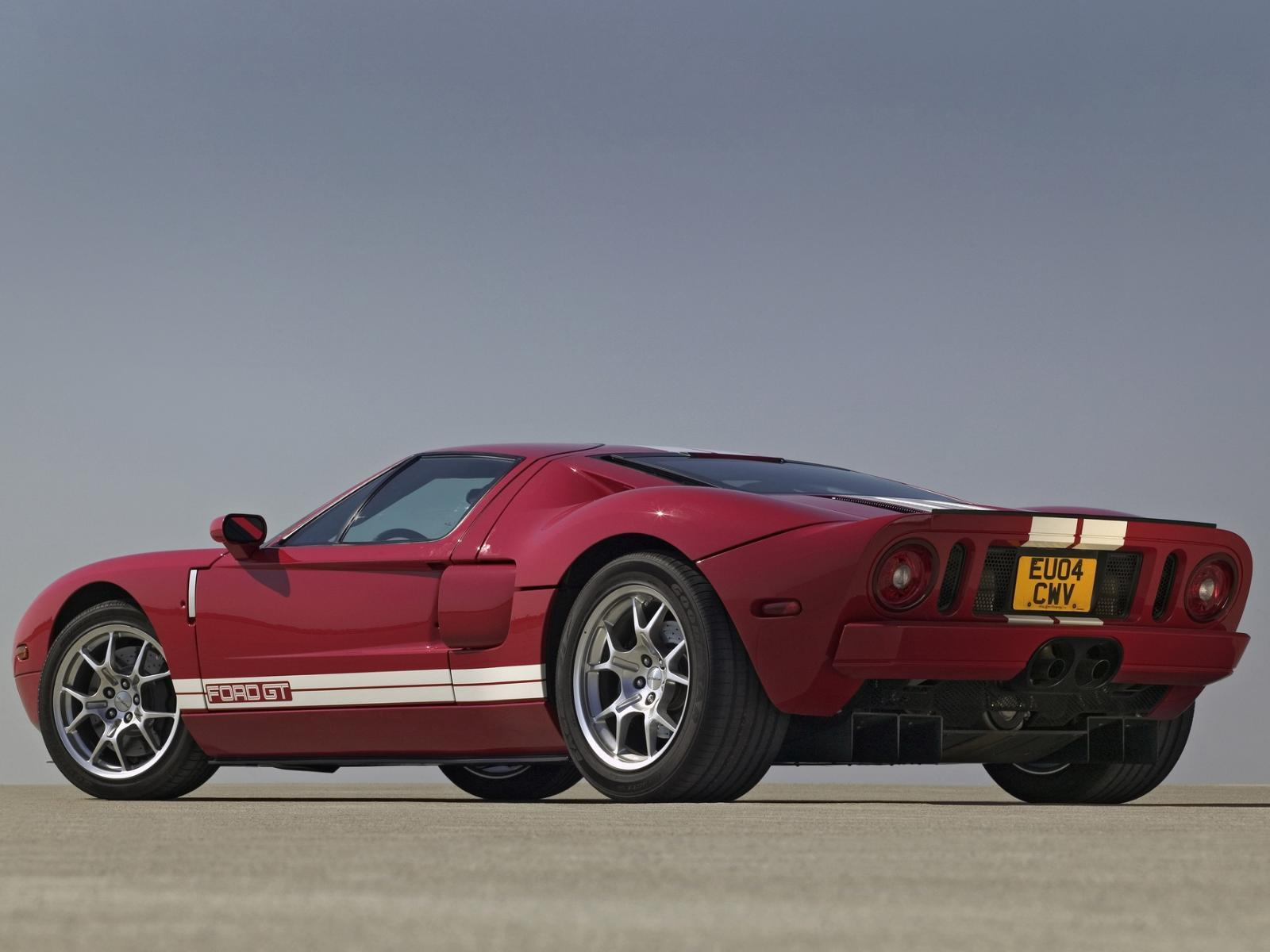 Ford GT photo 14834