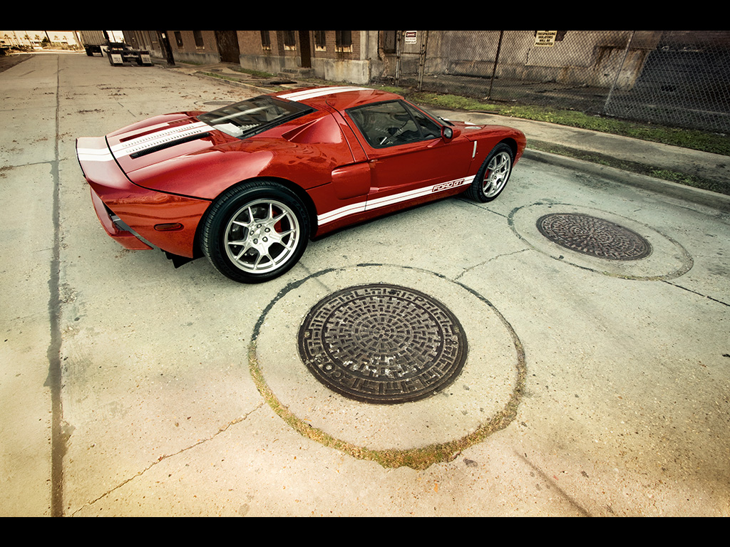 Ford GT photo 50250