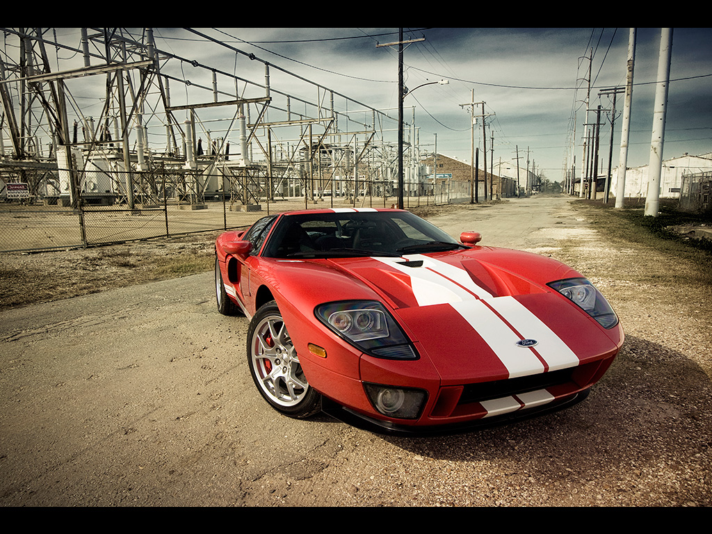 Ford GT photo 50252