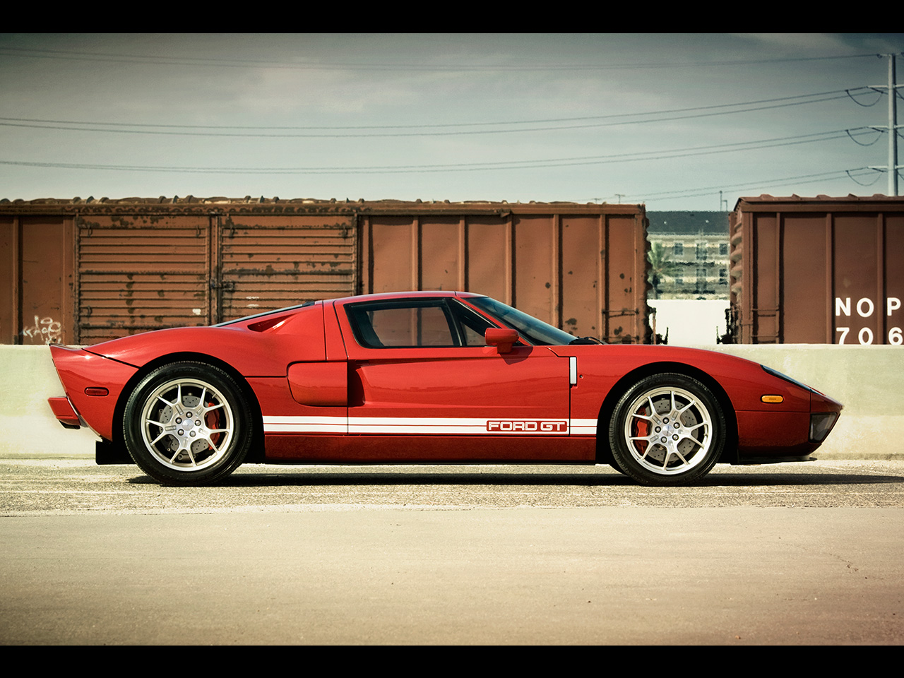 Ford GT photo 50253